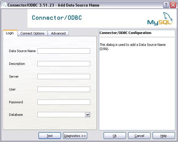 MySQL ODBC 3.51.23